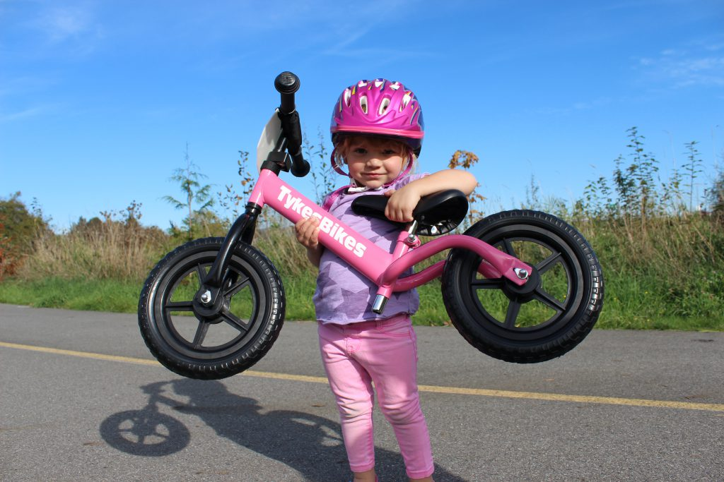tyke run bike pitt meadows