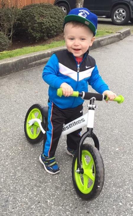 tykes run bike pitt meadows vancouver strider